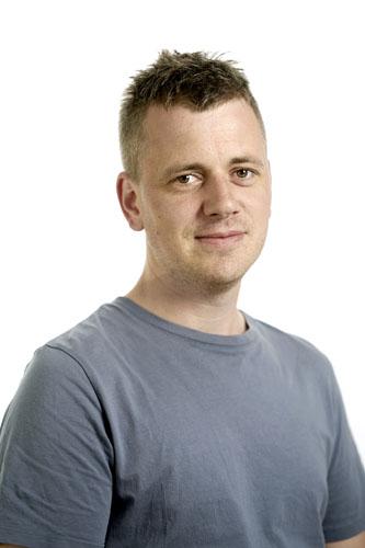 Jonas Bergenholz